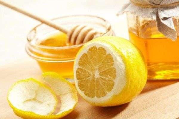 รักษาสิวอุดตันด้วยน้ำมะนาวกับน้ำผึ้ง