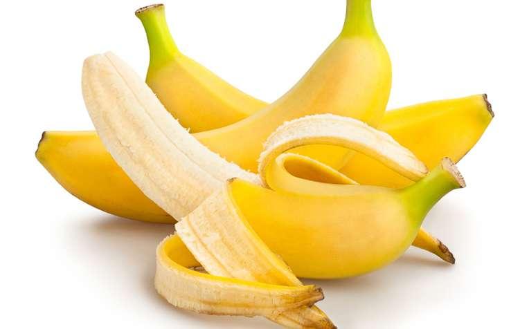 สูตรมาร์คหน้าด้วยกล้วยหอมกับนมสด