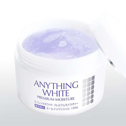 ครีมมาร์คหน้า Anything White Premium Moisture